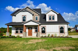Beachaven Bungalow (Farmhouse) by Hawkins Homes   The Vaughn Team Real Estate   Clarksville, TN